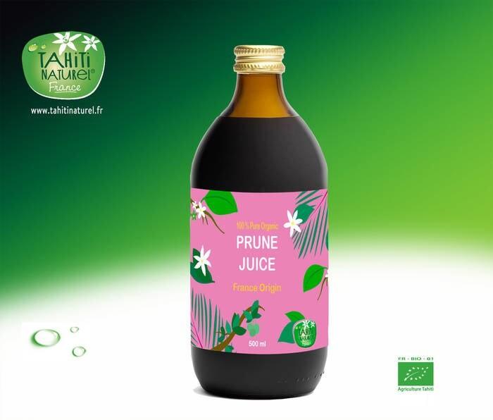 LOGO_Organic Prune juice