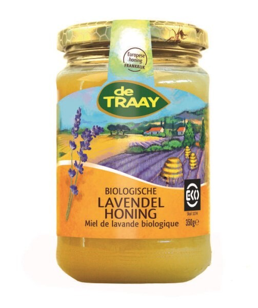 LOGO_Organic Lavender Honey