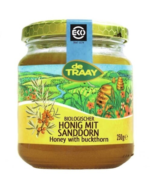 LOGO_Organic honey with buckthorn