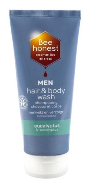LOGO_Bee honest cosmetics - Hair & wash wash men