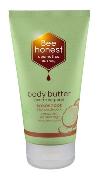 LOGO_Bee honest cosmetics body butter