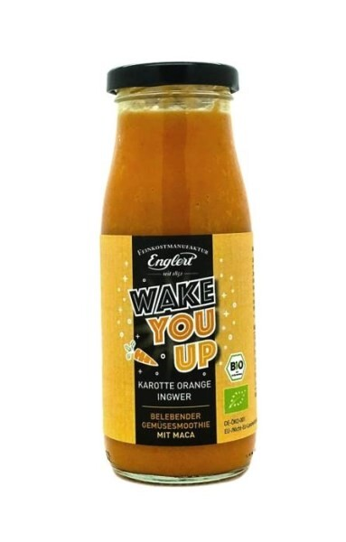 LOGO_Wake you up - Veggie Smoothie with Maca
