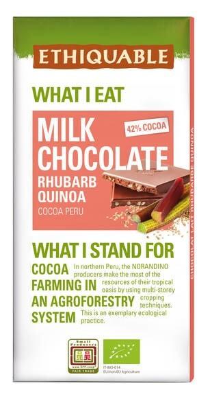 LOGO_2 NEW MILK CHOCOLATES WITH HIGH COCOA PERCENTAGE