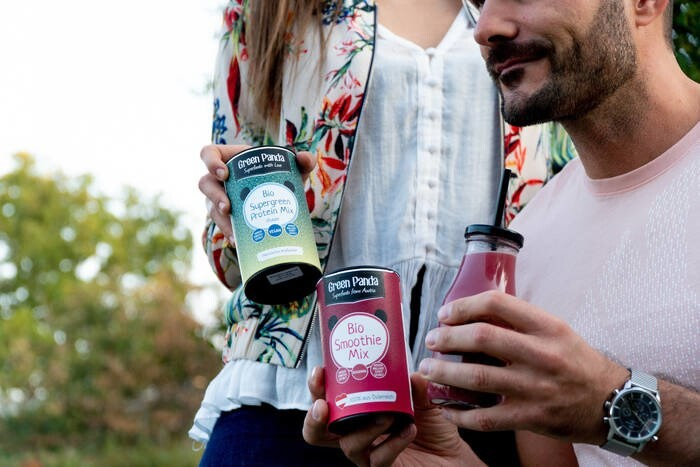 LOGO_Superfood Mixes for Smoothies and for cooking
