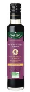 LOGO_Organic balsamic vinegar of Modena with 65% Grape must