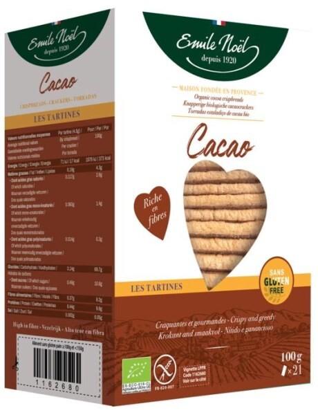 LOGO_Organic gluten free cocoa crispbreads