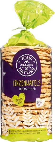 LOGO_Your Organic Nature lentil crackers