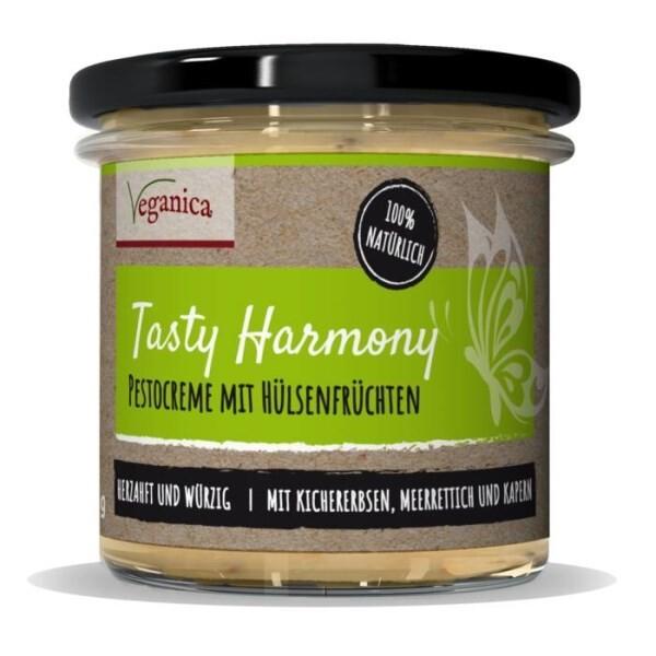 "LOGO_Pestocreme ""Tasty Harmony"" mit Hülsenfrüchten"