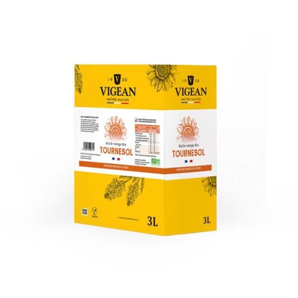 LOGO_Organic deodorized cooking oil