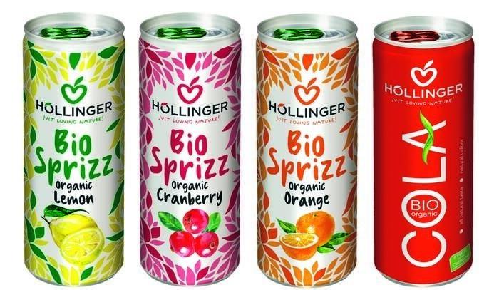 LOGO_Organic Sprizz, Organic Cola 250ml Can