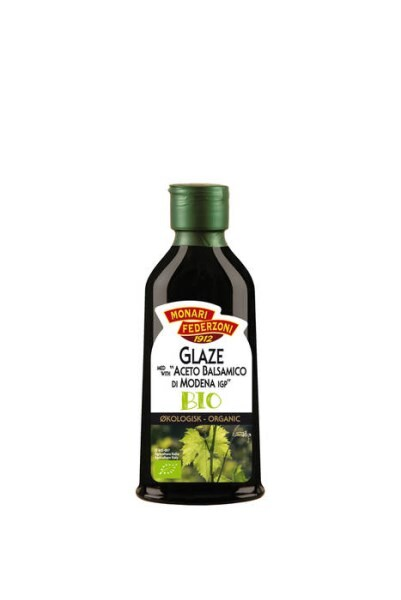 LOGO_Organic Glaze with Balsamic Vinegar of Modena