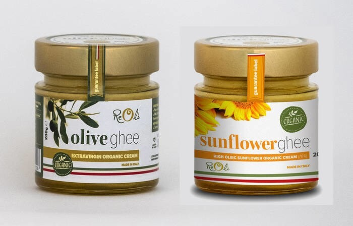 "LOGO_""Reolì - Olive Ghee  Reolì - Sunflower Ghee"""