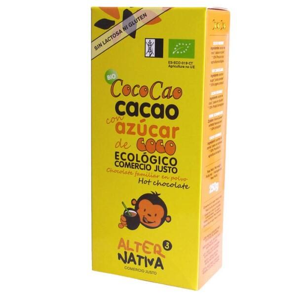 LOGO_INSTANT COCOA / HOT CHOCOLATE