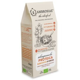 LOGO_Organic Protein Granola with Apricot and Coconut
