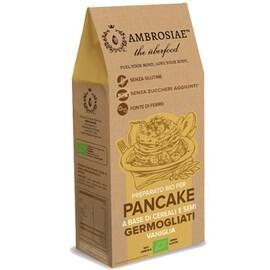 LOGO_Organic Gluten-free Raw Pancake Mix