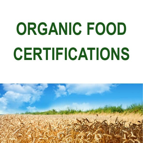 LOGO_CERTIFICATION OF ORGANIC FOOD PRODUCTS