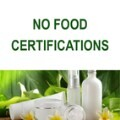 LOGO_NO FOOD CERTIFICATIONS: Cosmetic products (NATRUE and Bioagricert Standard), ProTerra, FairTrade and Eco Energy.