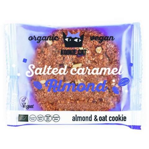 LOGO_Kookie Cat Salted Caramel