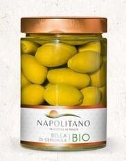 LOGO_Bella of Cerignola (Olive Bella of Cerignola Bio)