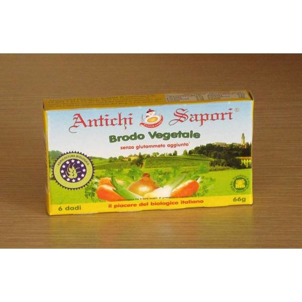 LOGO_Antichi Sapori Organic Vegetable bouillon cubes