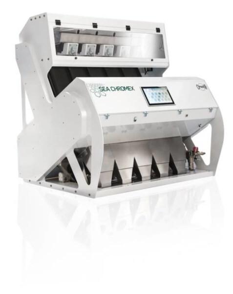 LOGO_Colour sorting machine model SEA Chromex from Cimbria SEA