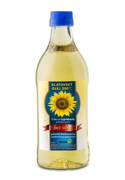 LOGO_Organic Cold Pressed High Oleig Sunflower Oil, Deodorised
