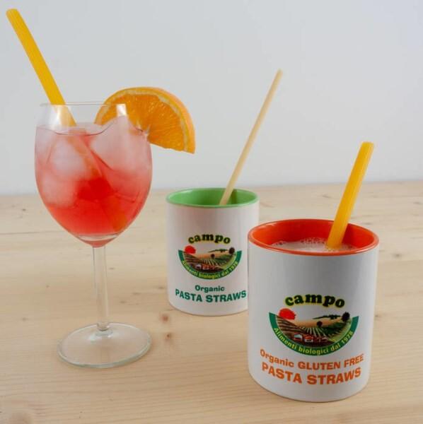 LOGO_Organic Pasta Straws - Organic Gluten Free Pasta Straws