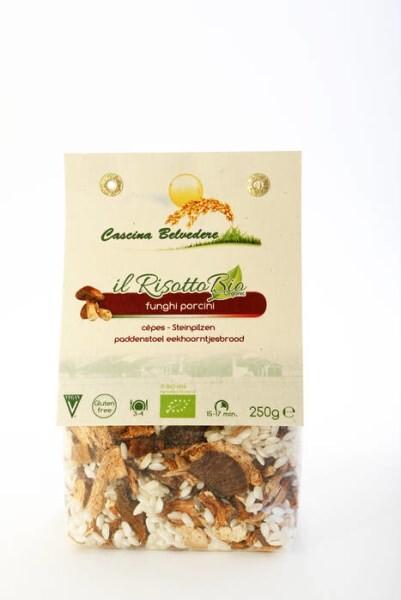 LOGO_Tasty Risottos from organic farming