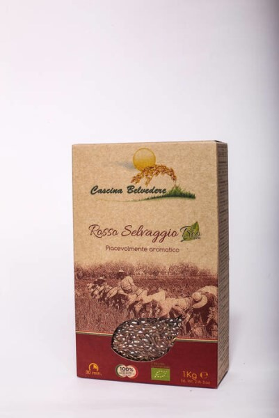 LOGO_Wild Red Rice Selvaggio