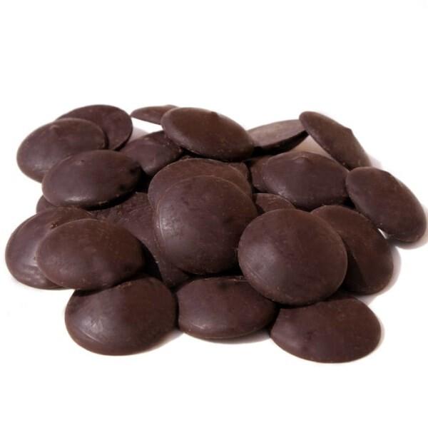 LOGO_Dark chocolate Coberture, Drops, Sticks