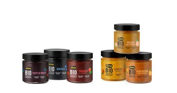 LOGO_Organic Fruit Extra Jam