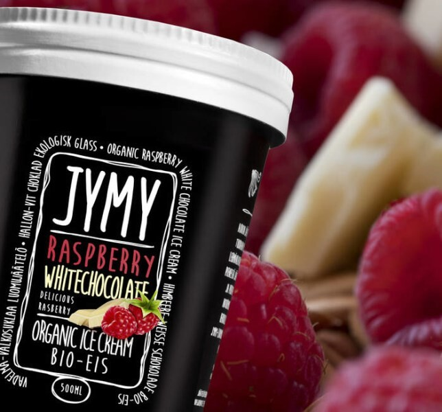 LOGO_Jymy Raspberry & White Chocolate Ice Cream