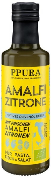 LOGO_Amalfi - olive oil flavoured with fresh lemons from the Amalfi coast