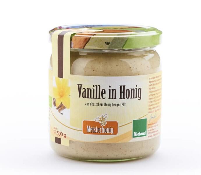 LOGO_Vanille in Honig