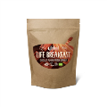LOGO_Raw Organic LIFE BREAKFAST Granola Chocolate Almond Protein