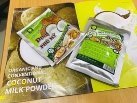LOGO_Organic Vegan Coconut Milk Powder