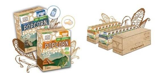 LOGO_Organic microwave popcorn
