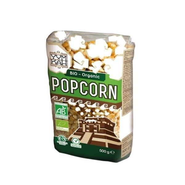 LOGO_Organic popcorn maize