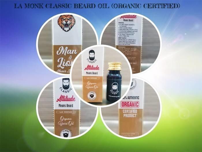 LOGO_Organic Beard Oil