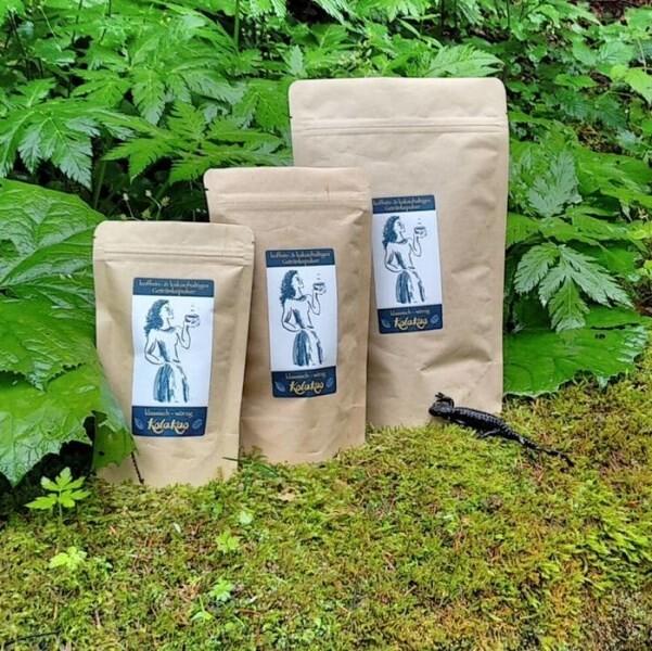 LOGO_KolaKao klassisch würzig - Koffein Kakao mit Kolanuss und Gewürzen