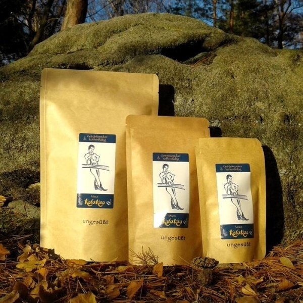 LOGO_KolaKao mit Maca - Koffein Kakao mit Kolanuss, Maca und Gewürzen