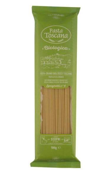LOGO_BIOLOGICA Spaghetti N.6