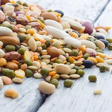 LOGO_Organic Lentils, Peas & Beans
