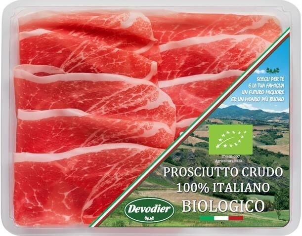 LOGO_BIO – Organic Top-quality Italian Prosciutto Crudo Devodier