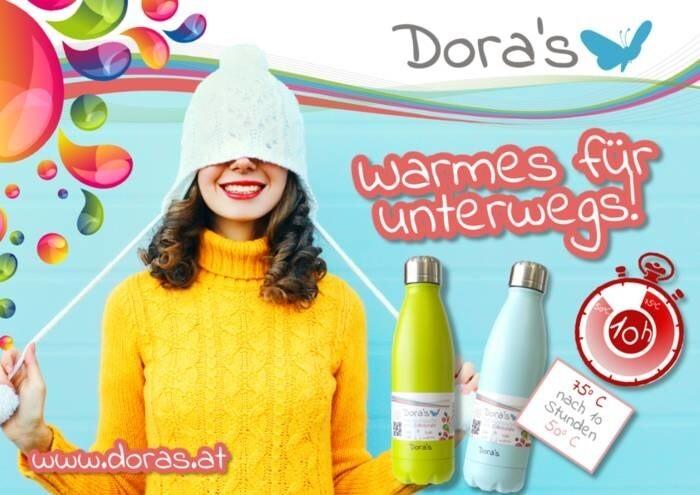 LOGO_Dora's Flaschen