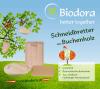 LOGO_cutting board made out of Austrian beech - PEFC certified