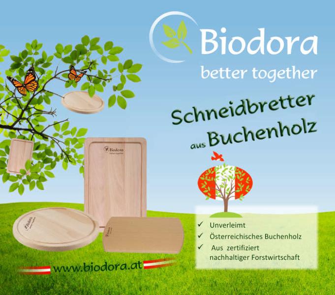 LOGO_Schneidbretter aus österreichischem Buchenholz - PEFC zertifiziert