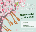 LOGO_natural kitchen utensils made out of cherry wood
