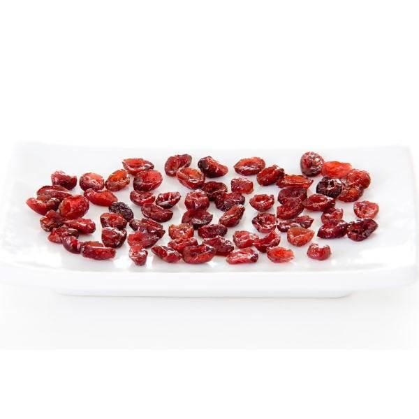 LOGO_Organic dried cranberries