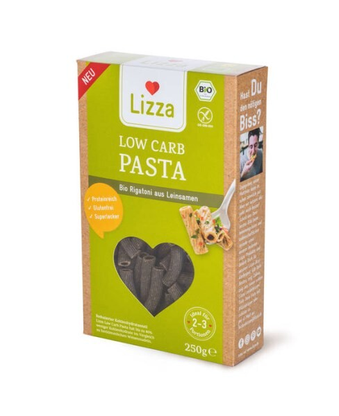 LOGO_Lizza Low Carb Pasta
